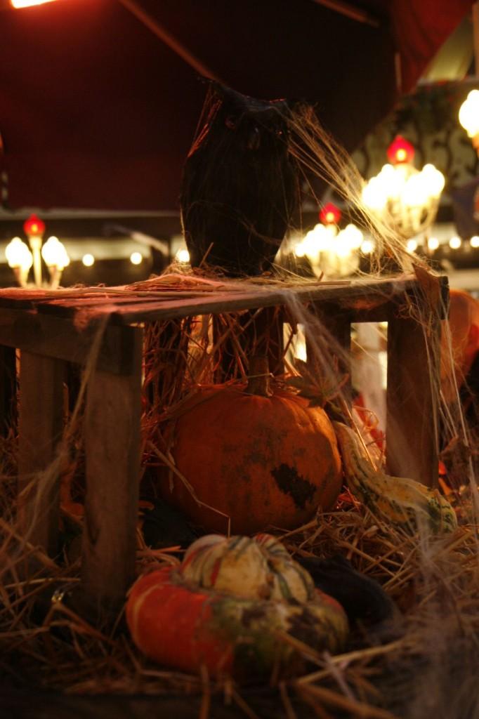 Halloween hygge