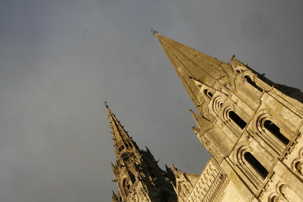 Imposing towers