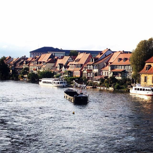 Bamberg - the little Venice of Bavaria