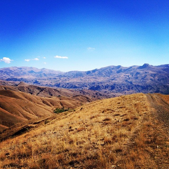 Offroading in the Armenian mountains