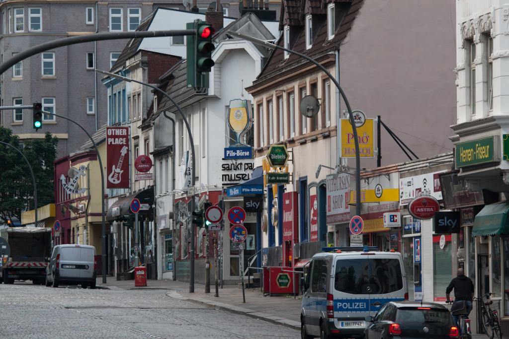 Colourful St. Pauli