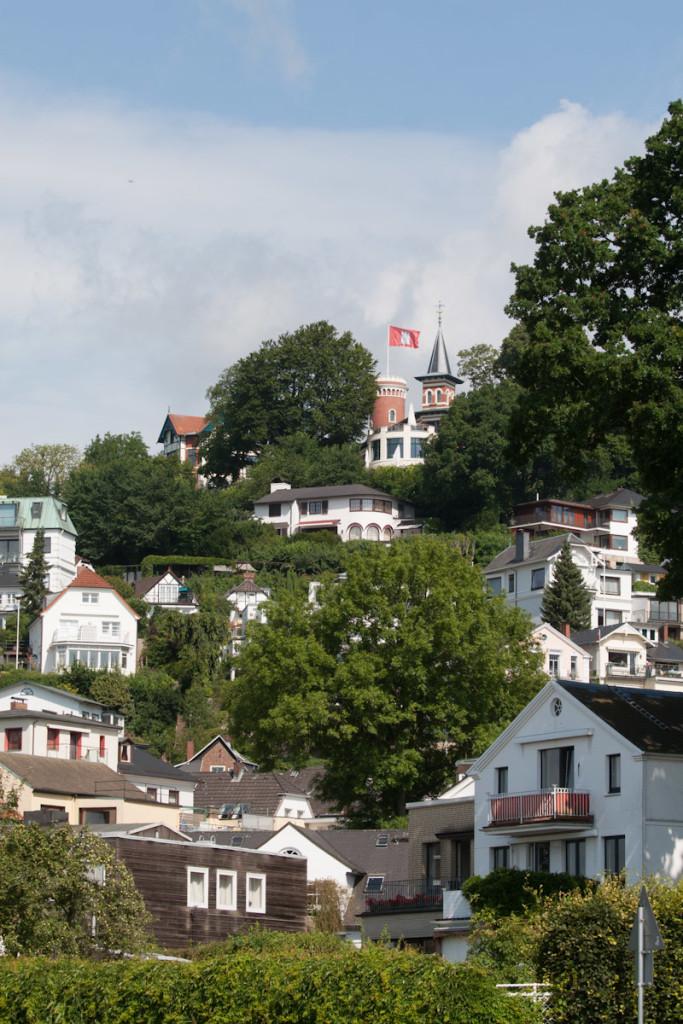 Beverly Hills of Hamburg