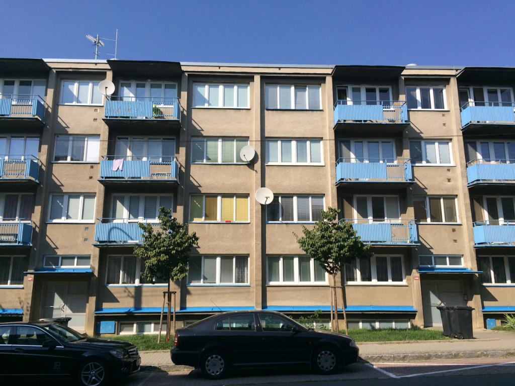 Zlin apartments