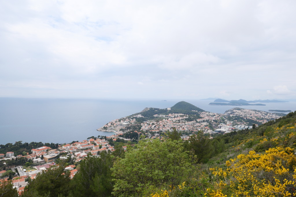Dubrovnik and its surrounding islands
