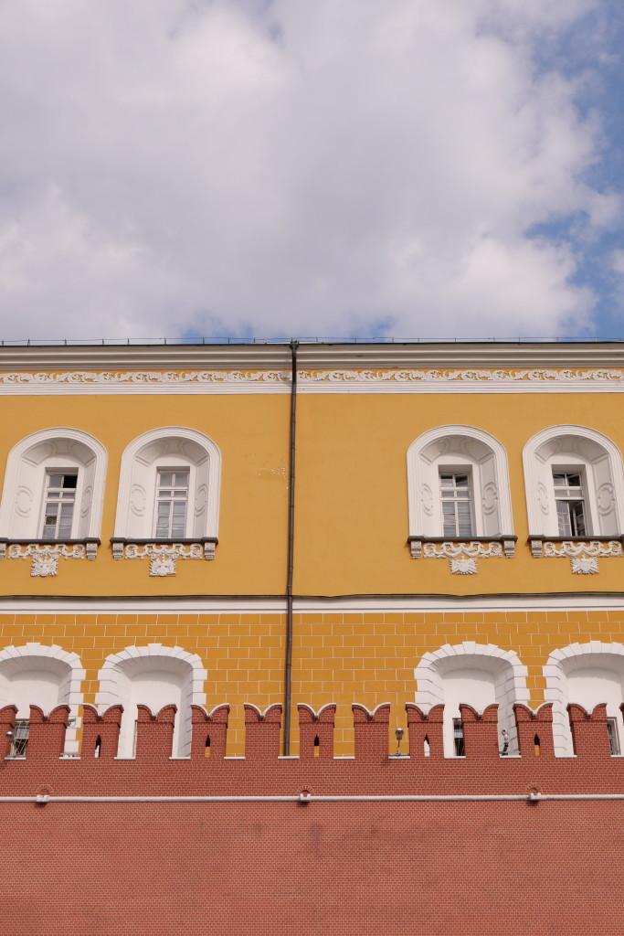 The colours of Kremlin