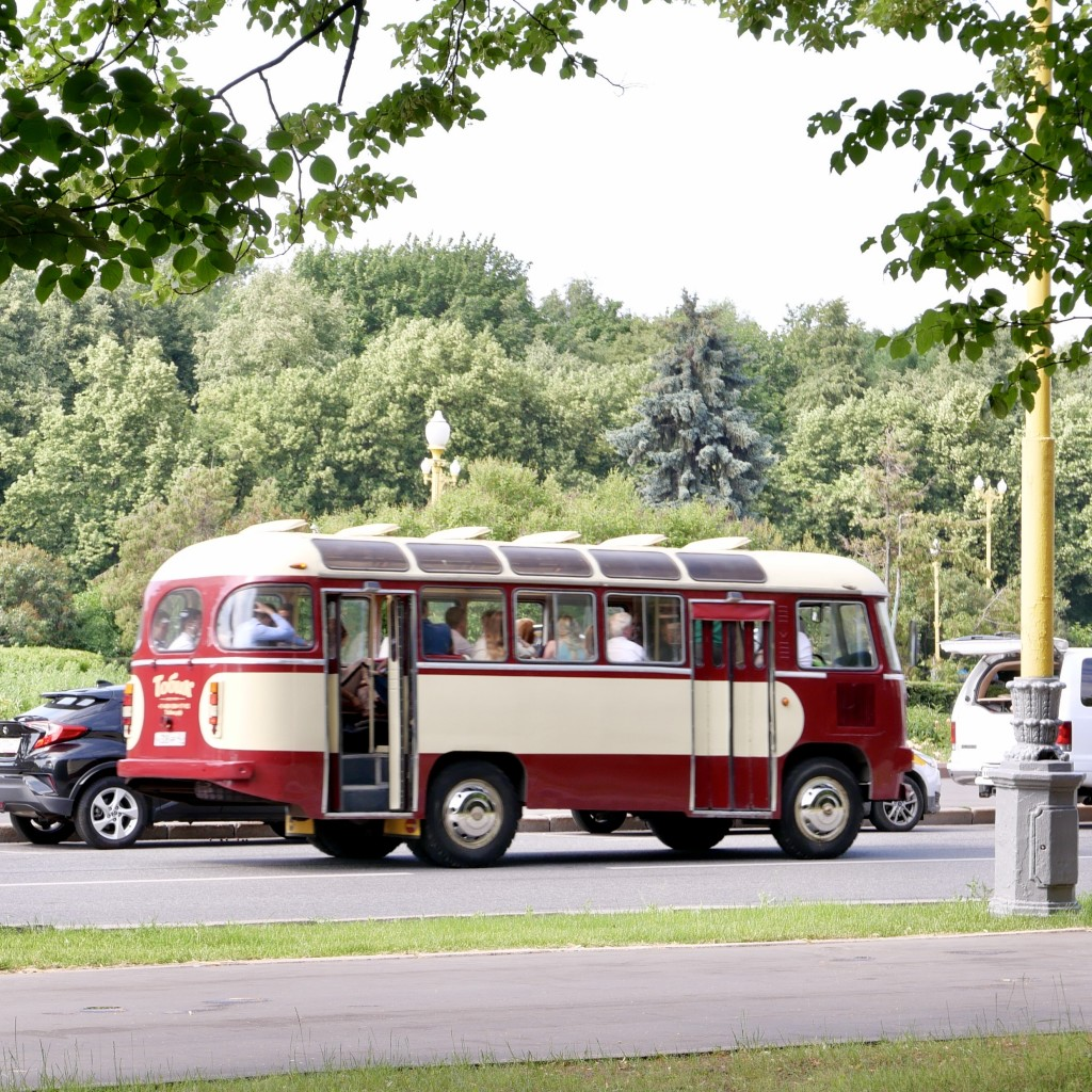 Soviet bus