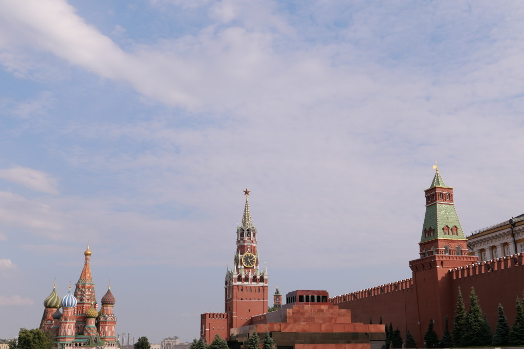 Red Square in all its glory