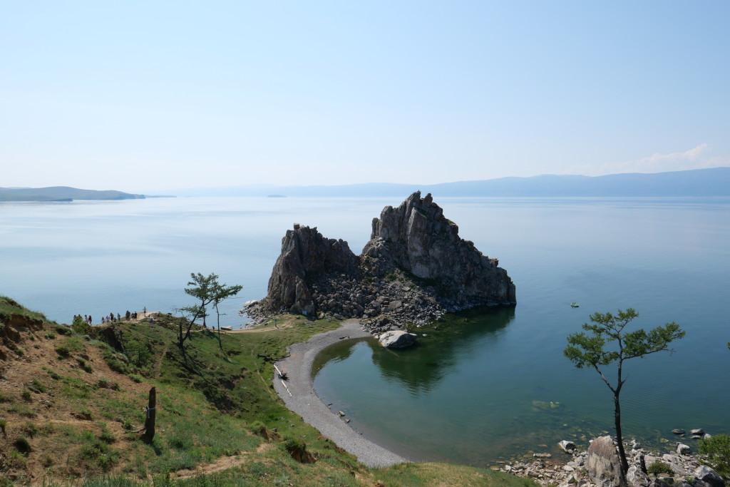 Shamanka Rock