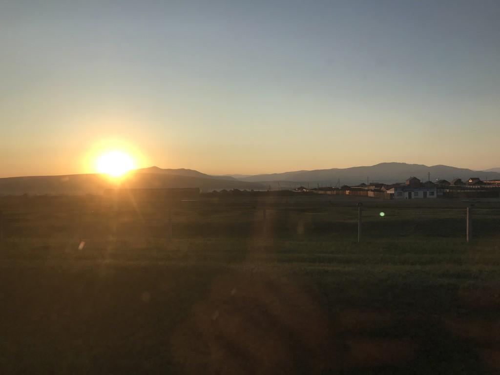 Good morning Mongolia!